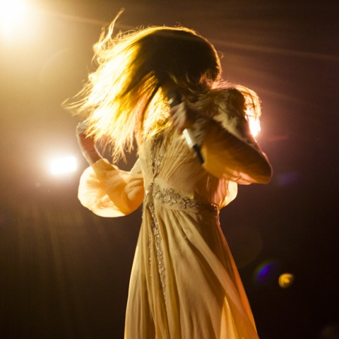 Florence and the Machine, Brighton Centre, photo by Gili Dailes