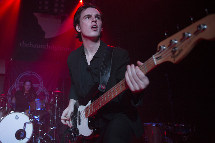 The Blinders - The Haunt - Brighton Source - Ashley Laurence - Time for Heroes Photography
