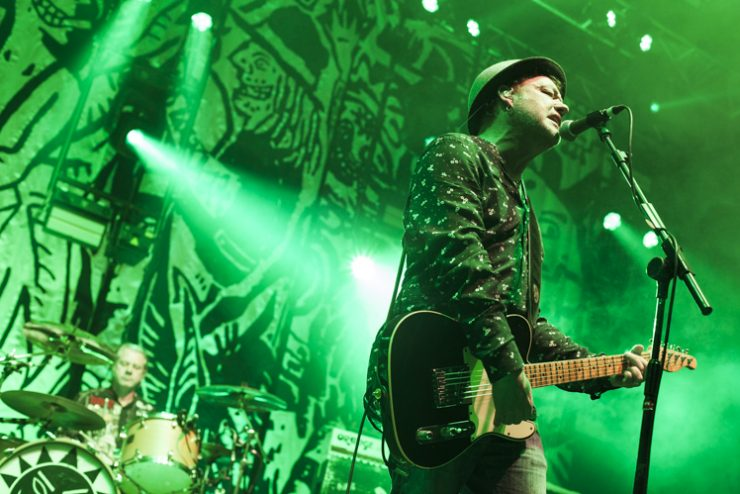 The Levellers at The Dome, Brighton - photo by Gili Dailes_10