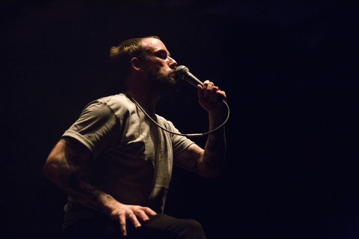 Idles - Brighton Dome - Brighton Source - Time for Heroes Photography - Ashley Laurence