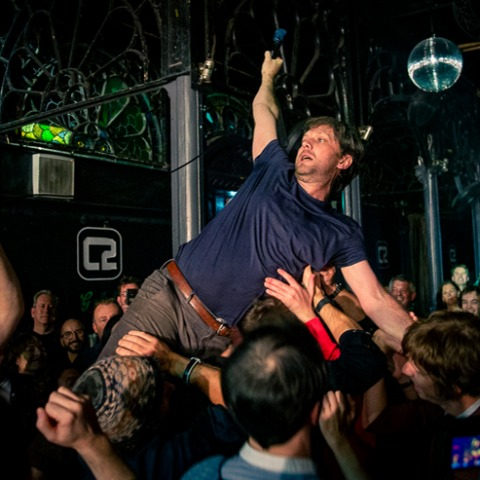 British Sea Power, Concorde 2, Brighton