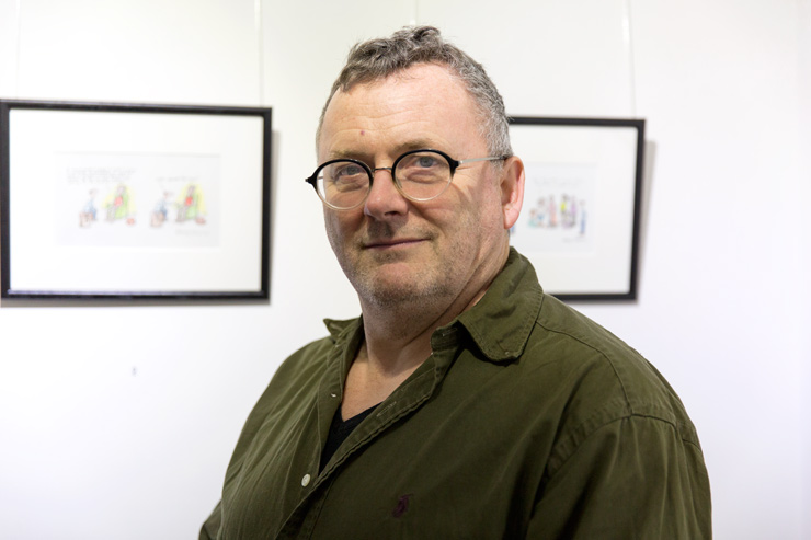 Harry-Venning---portrait---Clare-in-the-Community---35-Gallery-North---Brighton-Source---Time-for-Heroes-Photography---Ashley-Laurence-