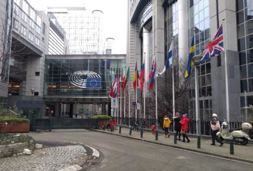 Brussels_Parliament_Stuart_Huggett