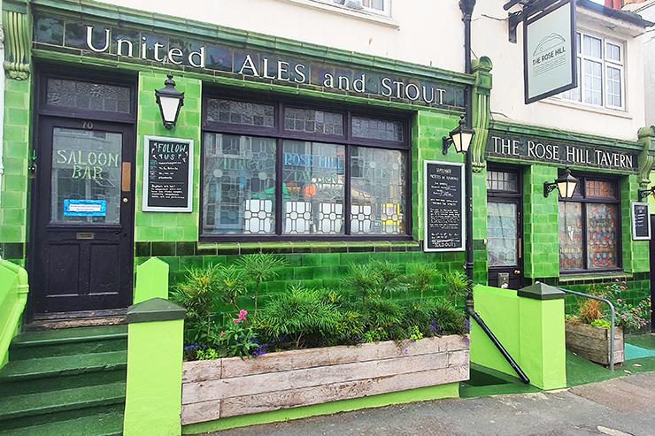 The Rose Hill | Brighton Source