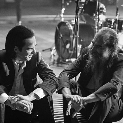 Nick Cave and Warren Ellis | Brighton Source